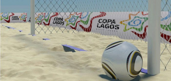 PRESS RELEASE ON CAF BEACH SOCCER AFRICAN CUP OF NATIONS (AFCON) NIGERIA 2016